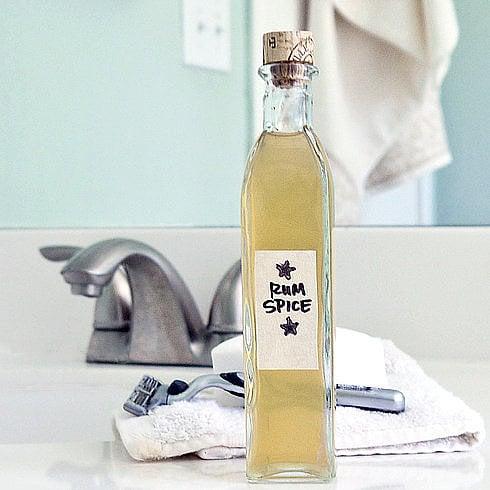 DIY DIY Rum-Spice Aftershave