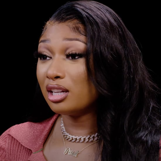 Watch Megan Thee Stallion Eat Spicy Wings in Hot Ones Video