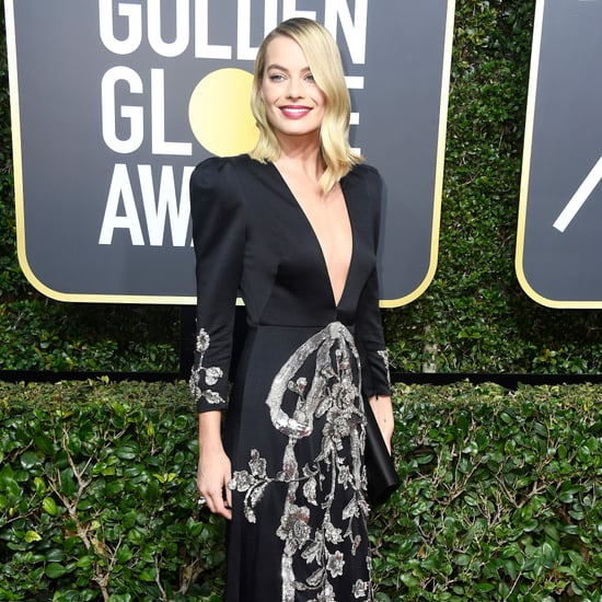 Who Didn't Wear Black to the Golden Globes 2018