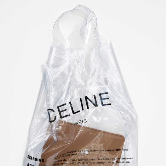 Celine x Nordstrom Plastic Bag