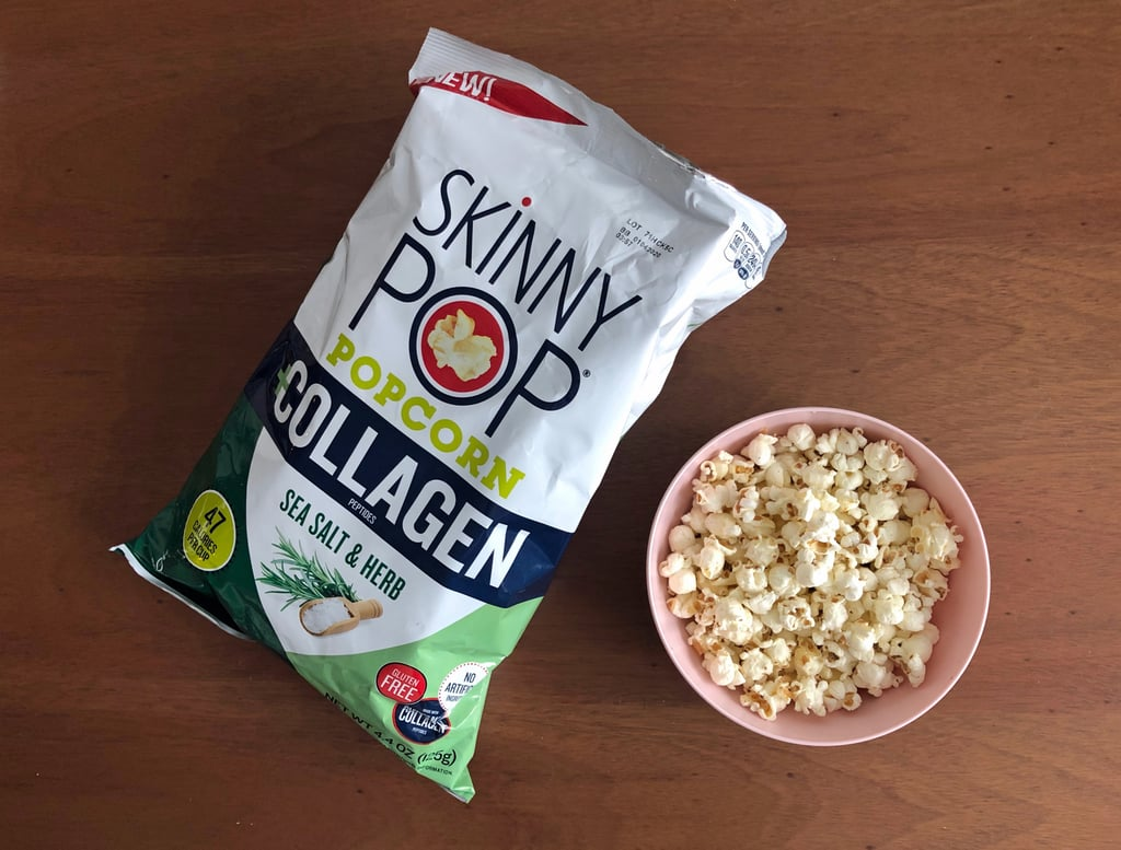 SkinnyPop Releases New +Collagen Popcorn