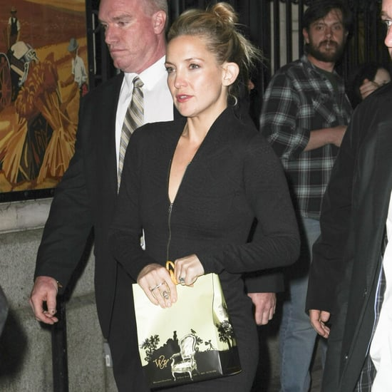 Kate Hudson and Matthew Bellamy at SNL Afterparty