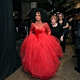 Diana Ross and Her Family at the 2019 Grammys