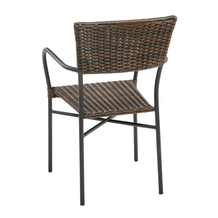 Del Rey Mocha Stacking Chair | Pier 1 Imports Outdoor ...