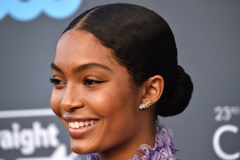 See All the Gorgeous Natural Hair Moments From the Critics' Choice Awards