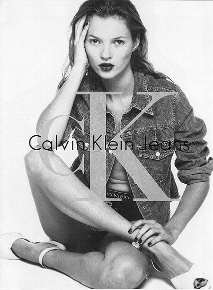 Calvin Klein Jeans Ads