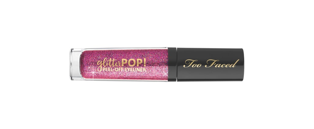 Here's Your First Look at the Too Faced Peel-Off Glitter Liner 2 Years in the Making