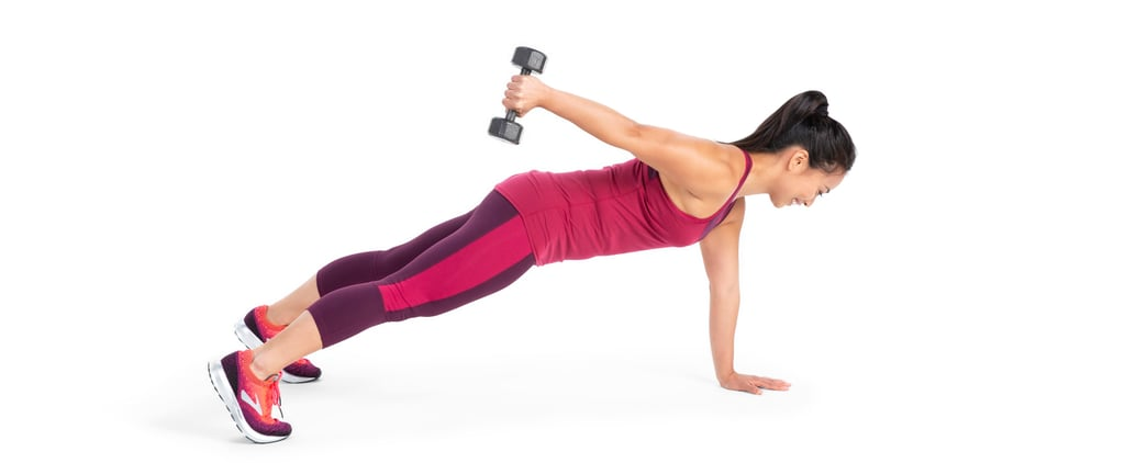 Quick Full-Body Workout With Weights