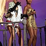 """Gwen Stefani and Eve took the stage together at the Staples Center in 2005 — remember their hit """"Let Me Blow Ya Mind""""?"""