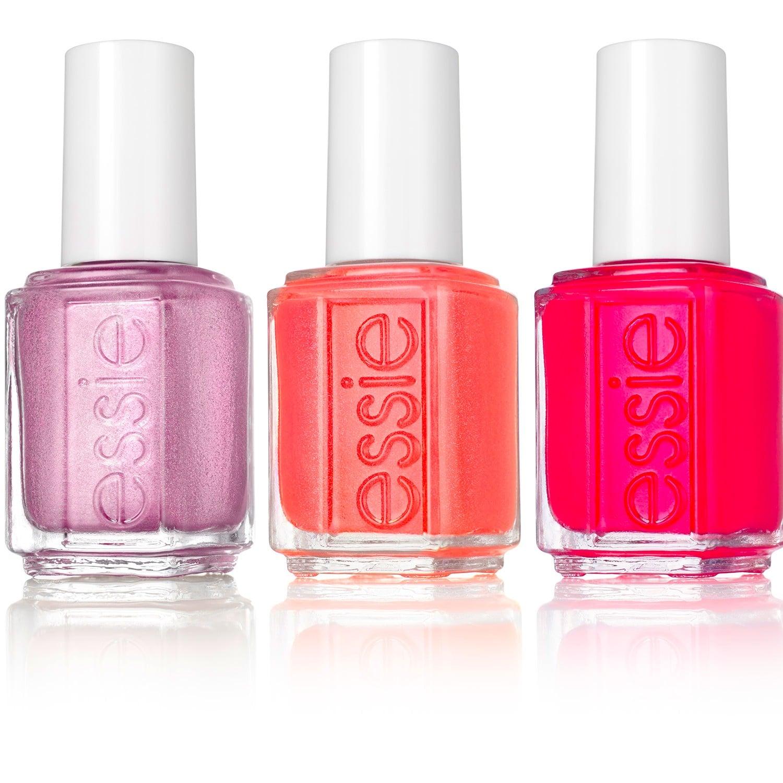 Essie Summer Nail Polish Colors 2017