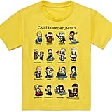 Minecraft Careers Graphic Tee