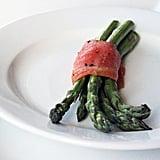 Asparagus and Smoked Salmon Bundles