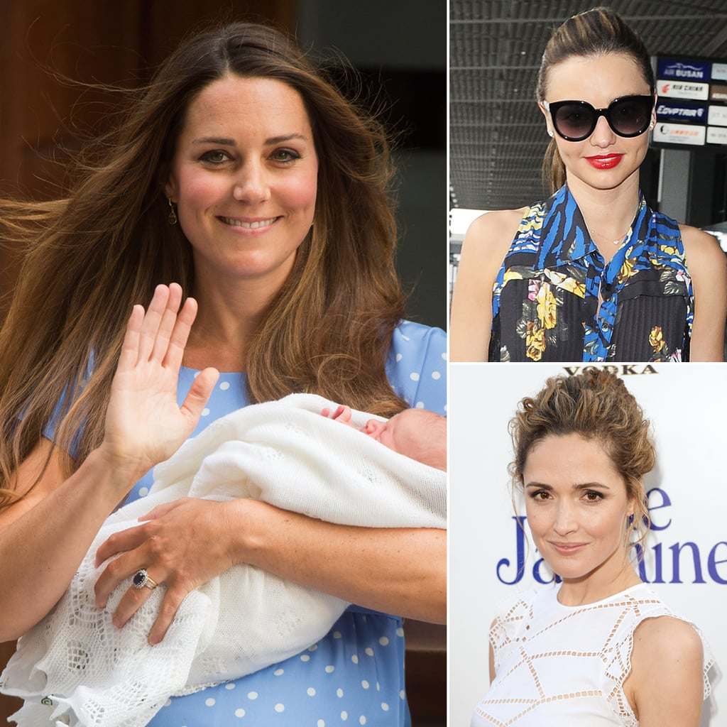 Kate Middleton's Big Reveal and the Other Best Beauty Looks of the Week