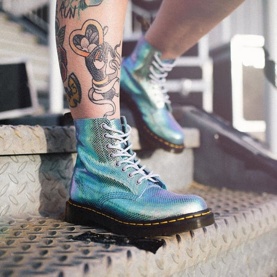 Doc Martens Iridescent Shoe Collection 2019