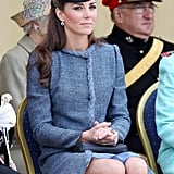 Kate Middleton Pictures at Jubilee Stop in Missoni