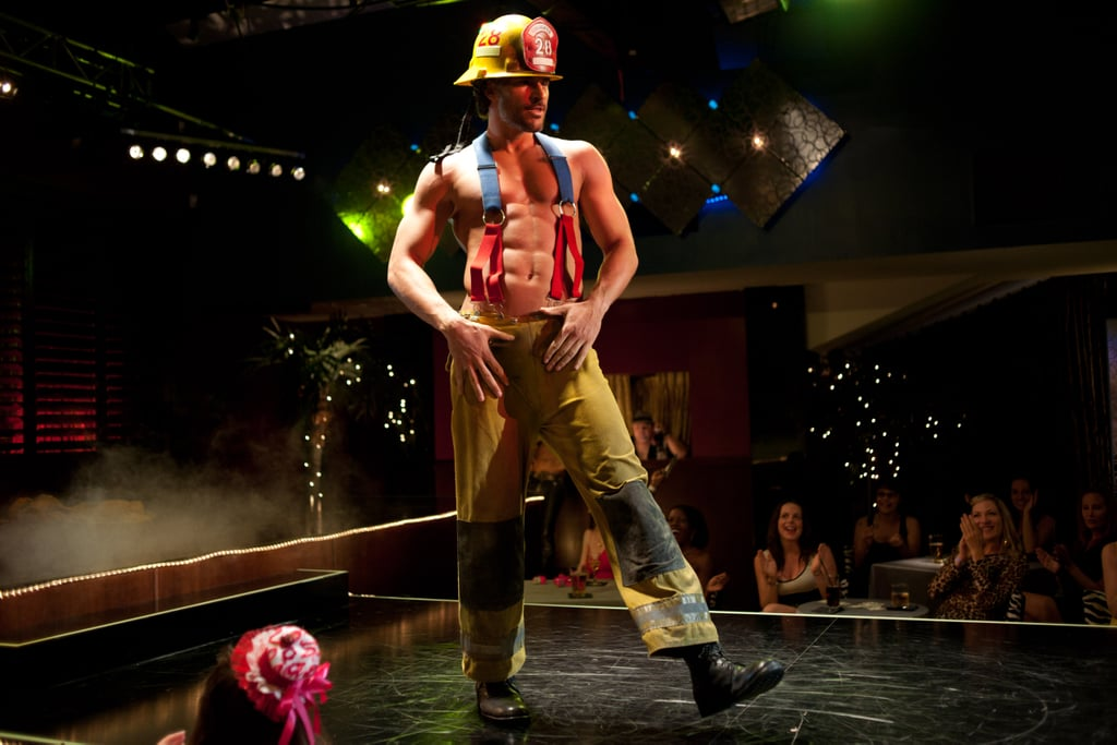 Joe Manganiello in Magic Mike.