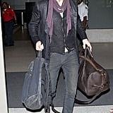 Ryan Reynolds Touches Down and Fires Up a TV Production Company