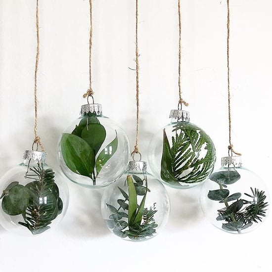 Unique DIY Christmas Ornaments