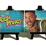 The Fresh Prince of Bel-Air Mini Canvas and Easel