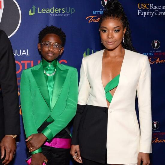 Gabrielle Union and Zaya Wade Trade Outfits on TikTok