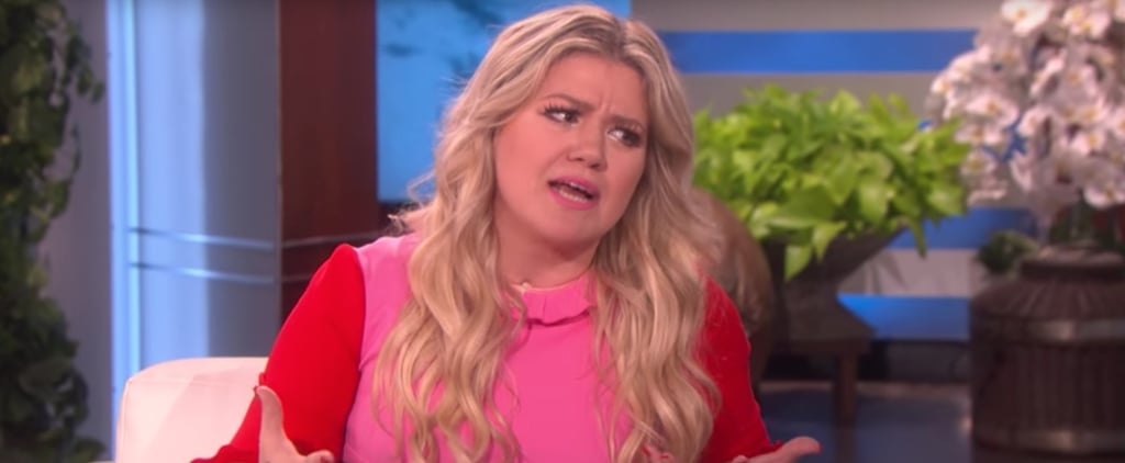 Kelly Clarkson on Her Kids Hitting Each Other
