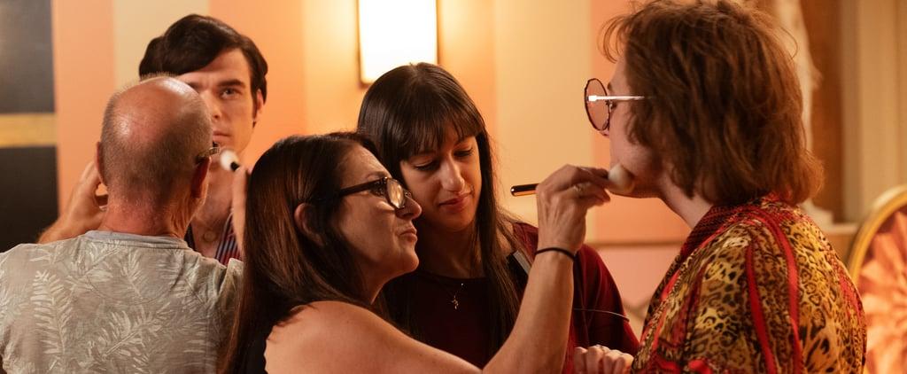 Elton John's Rocketman Makeup Artist Interview