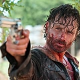 Andrew Lincoln Felt Physically Ill in Response to the Script