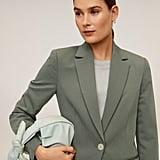 Shop a Similar Green Blazer