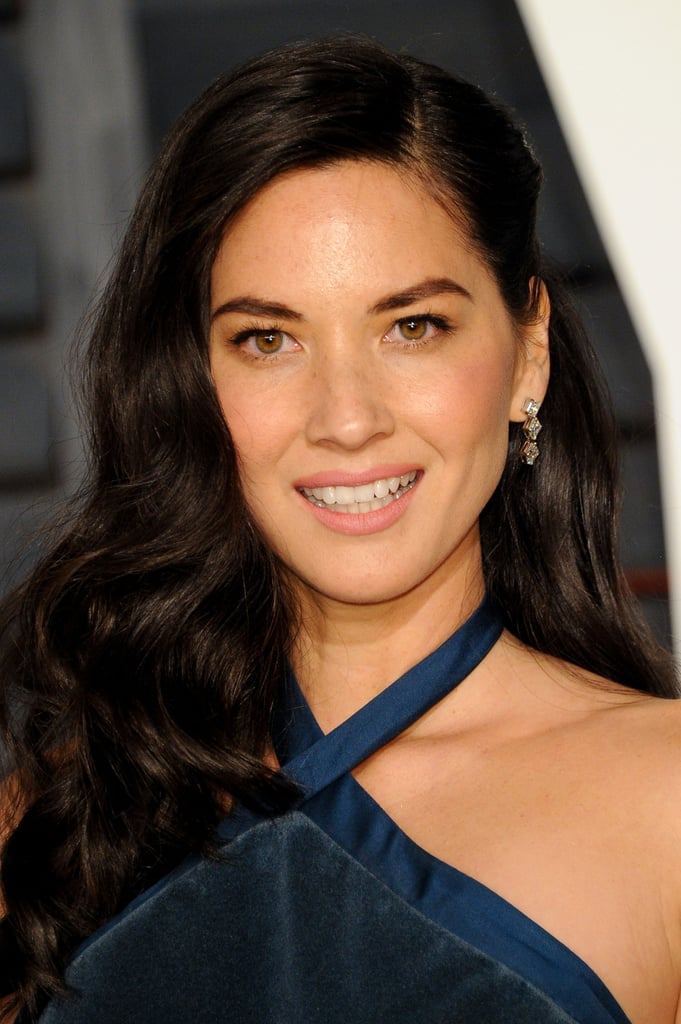 Olivia Munn Celebrities With Freckles Popsugar Beauty