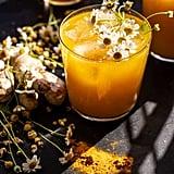 Fiery Golden Mango Tonic