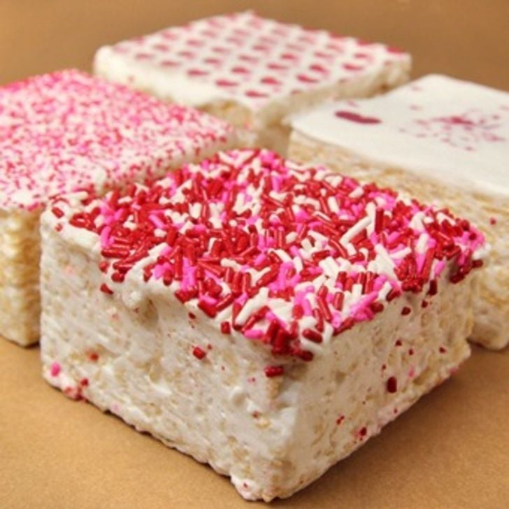 The Crispery Giant Marshmallow Valentine S Crispy Treats 40