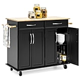 Best Choice Products Portable Kitchen Island Cart