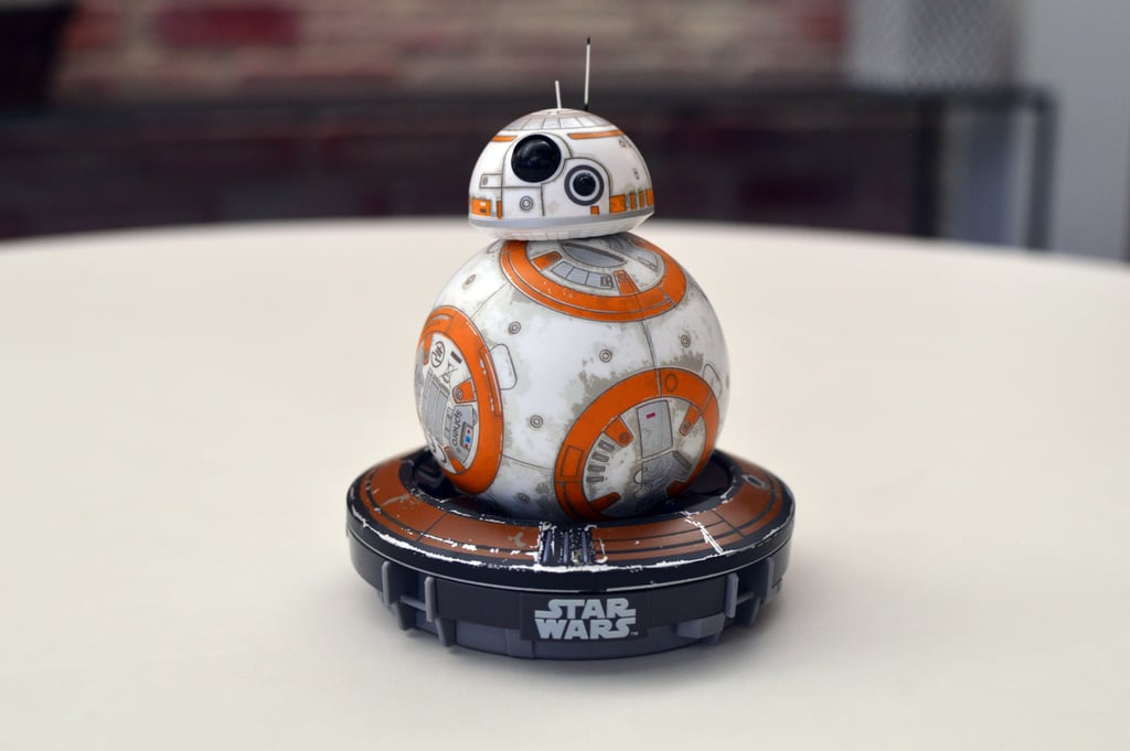This time, both BB-8 and the Force Band will be marketed toward girls.