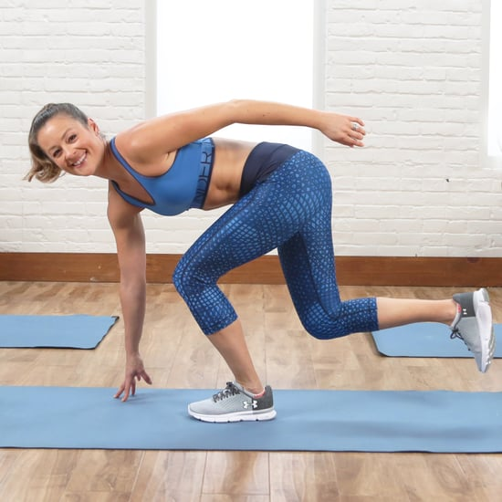 10-Minute Bodyweight Butt Workout