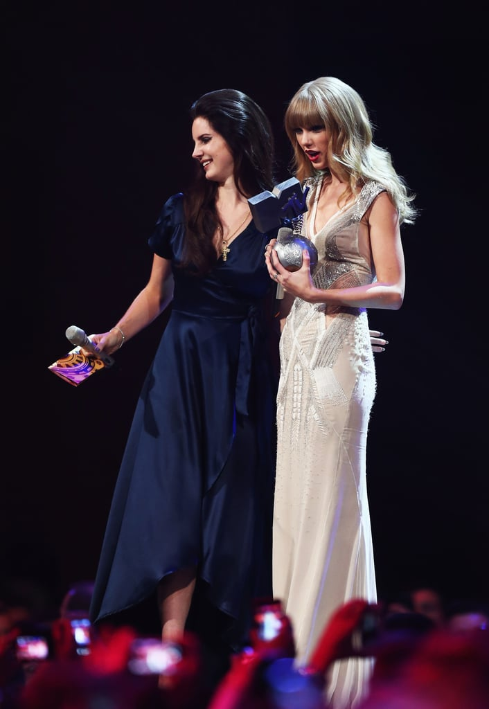 Lana Del Rey and Taylor Swift
