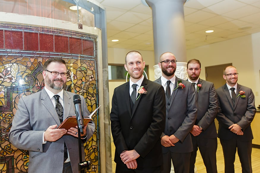 Wedding at Children's Museum