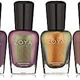 Zoya Nail Polish Quad: 'Tis The Season