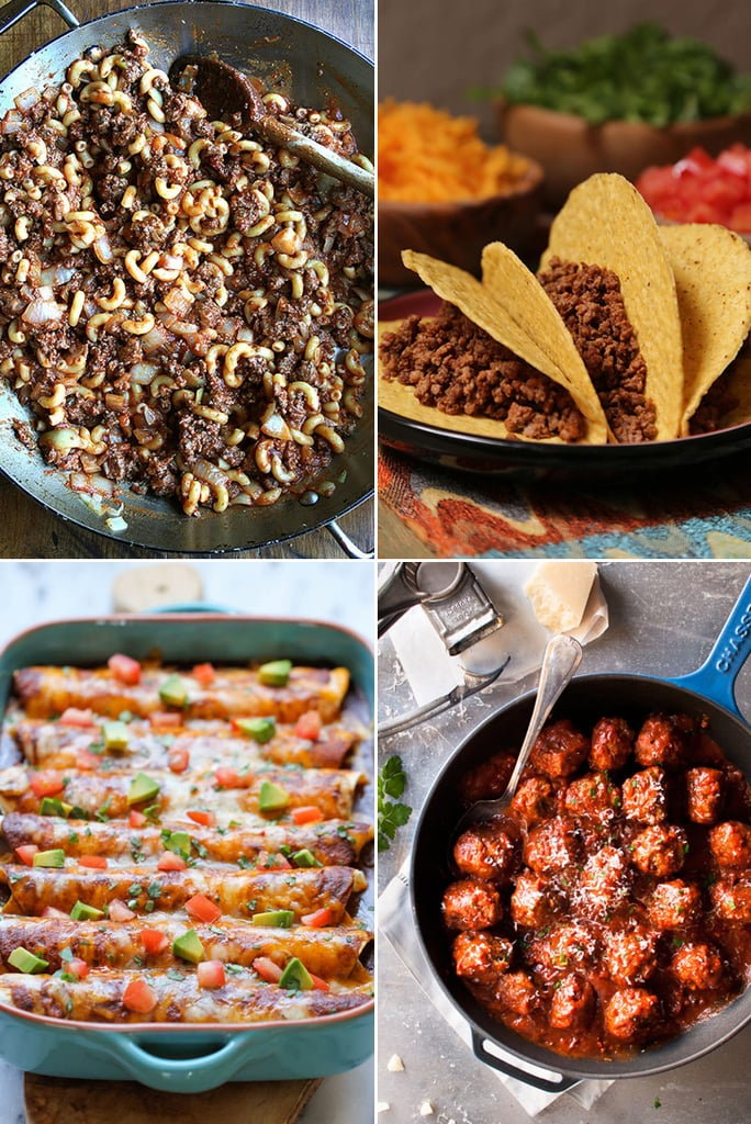 Classic Recipes Using Ground Beef