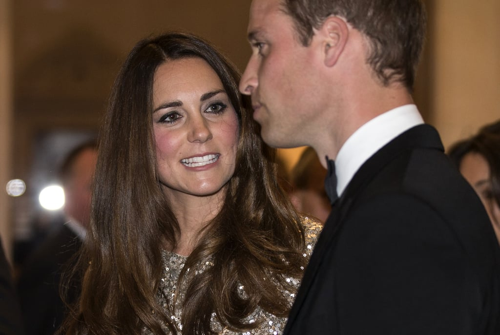 Kate Middleton Returns to Wow Us Again on a Night Out With William
