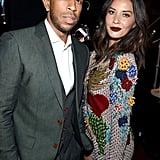 Ludacris and Olivia Munn