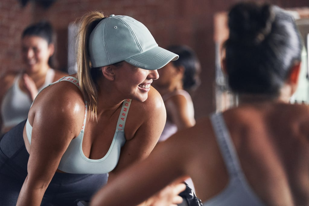 Under Armour Workout Clothes For a Sporty Weekend Trip