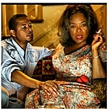 """Oprah Winfrey shared a shot of her and Terrence Howard's """"goodbye 'love scene'"""" from The Butler. Source: Instagram user oprahwinfrey"""