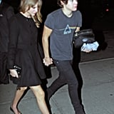Taylor Swift and Harry Styles Head Out After a Busy Night