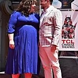 Ben and Melissa shared a sweet moment at a 2014 event at TCL Chinese Theatre in Hollywood.