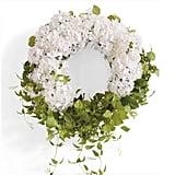 Haley Hydrangea Vine Wreath ($129)