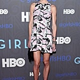 Hilary Rhoda attended the premiere.