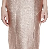 Jonathan Simkhai Metallic Fitted Dress
