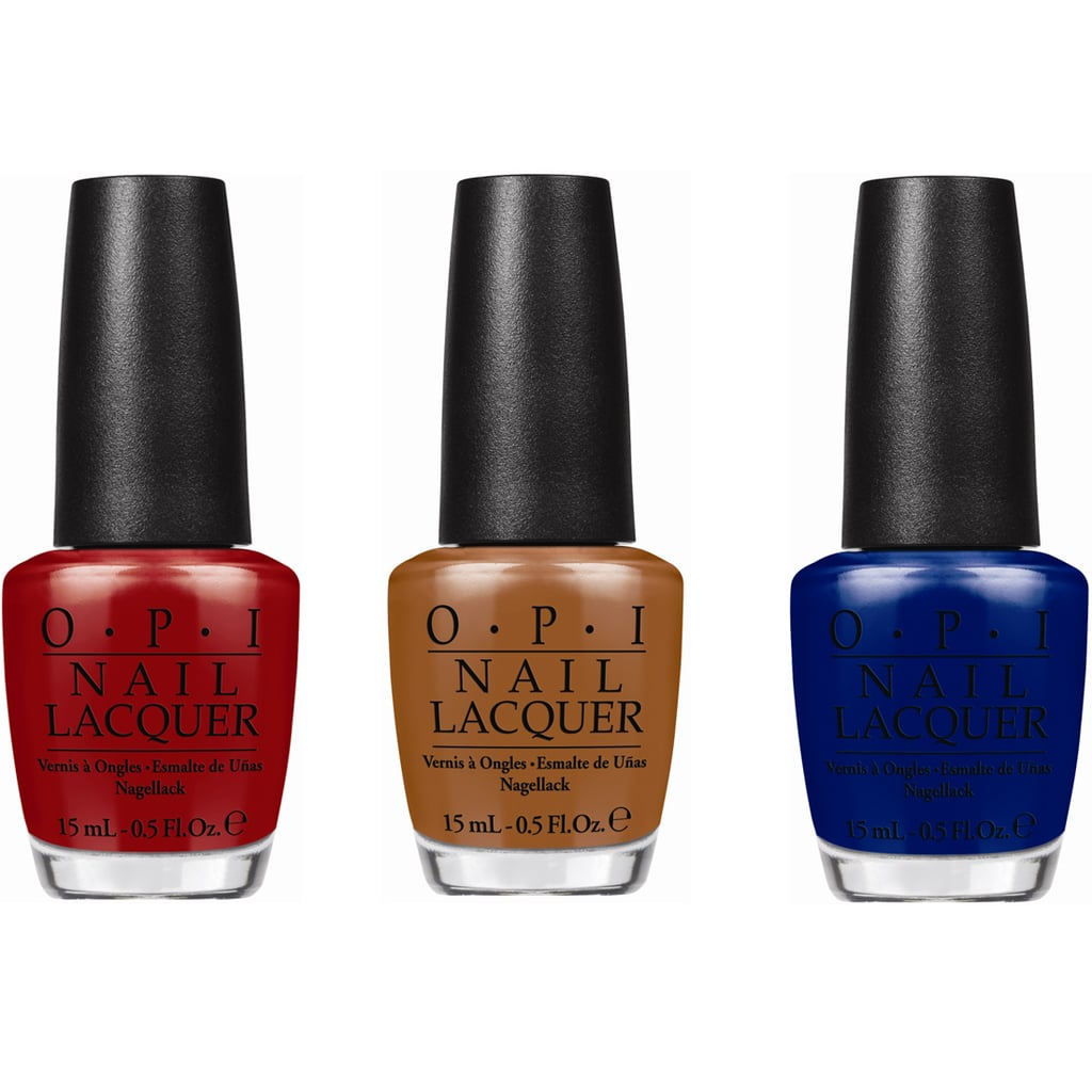 Take a Trip to San Francisco With OPI's Newest Collection