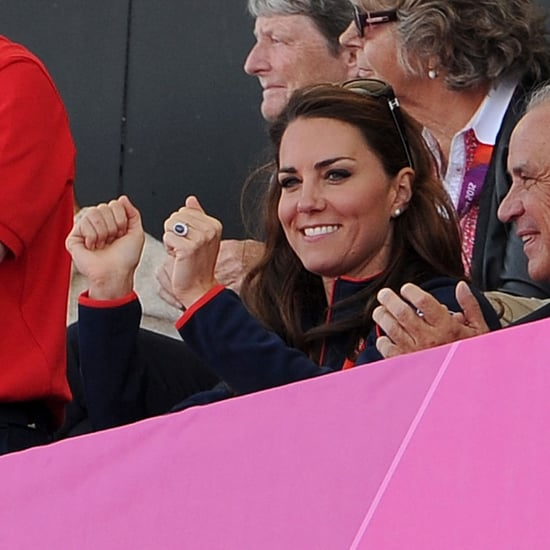 Kate Middleton Olympics Field Hockey Pictures 2012