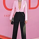 Amber Valletta at the 2019 CFDA Awards